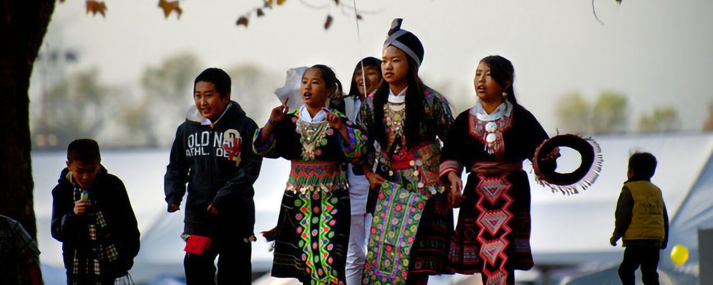 Traditional, spiritual healing: Hmong and Native American communities