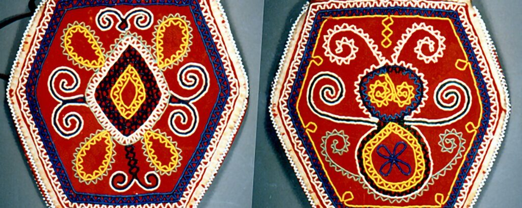 Iroquois And Hmong: Use This Dragon Tail Design