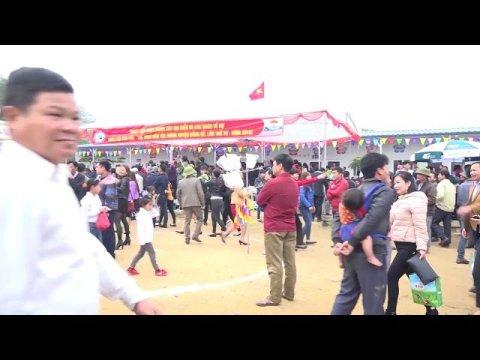 {Thainguyen Corner 2018} Spring Festival of Hmong ethnic people