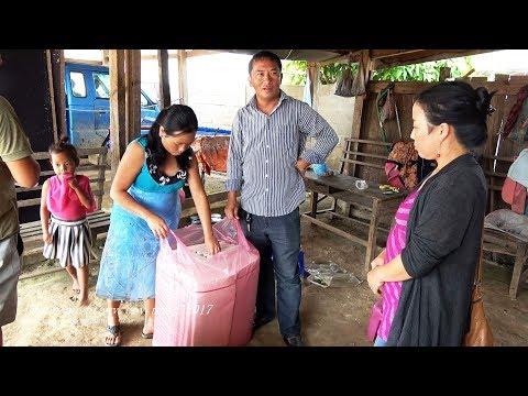 Hmoob Ua Ntawv Cev Muag / Travel Laos EP.27