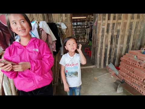 Adventures in Sapa (Ta Van Village) with Local Hmong and Traditional House