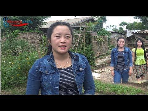 A Beautiful Hmong Girls:  Coj Nej Mus Saib Hmoob Meska Tus Hluas Nkauj!
