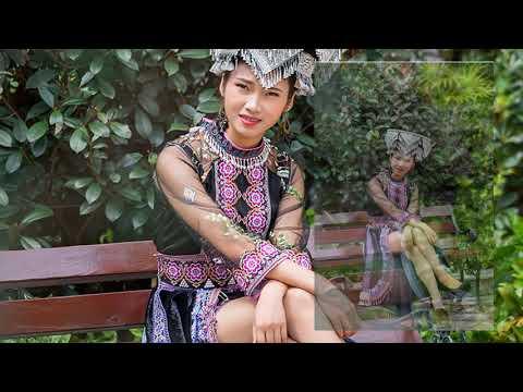 Hmong Fashion - Khaub Ncaws Hmoob Zoo Nkauj - Thời Trang H'mông
