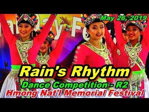Rain's Rhythm R2 @Hmong Nat'l Memorial Day Festival, Oshkosh, WI (5-26-19)