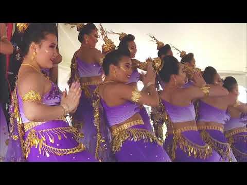 Pab Ntxhais Rain's Rhythm (Rd 1 ) Dance Competition At Hmong Nat'l Memorial Day Festival 5/25/2019