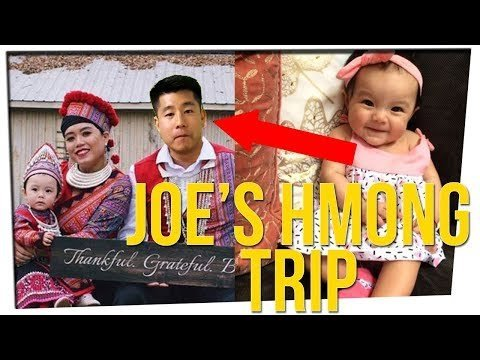 First Ever Hmong Gerber Baby!    Joe's Wild Mission Trip
