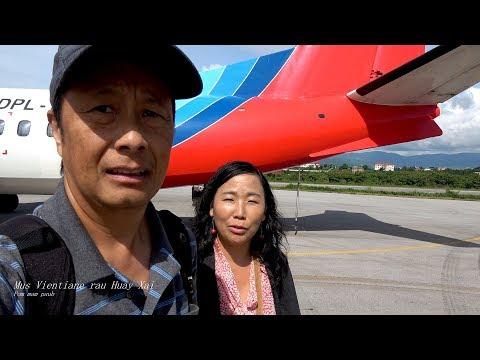 Hmoob Mus Vientiane Rau Huay xay / Travel Laos to Thailand EP,40