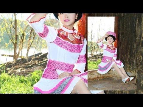 Khaub Ncaws Tshiab - Hmong Clothing  - Thoi trang hmong