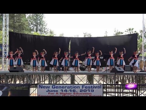 Hmong New Generation Festival 2019 - Ntxhais Koom Pheej