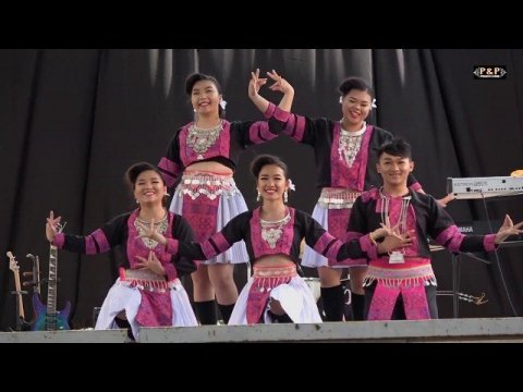 "Hmong New Generation 2019"" Dance Daj laim txias"