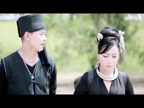 """""""Nkauj Ntos Ntaub"""" Part 1.5 Hmong Movie ~ Maiv Xyooj (Released 2014)"""