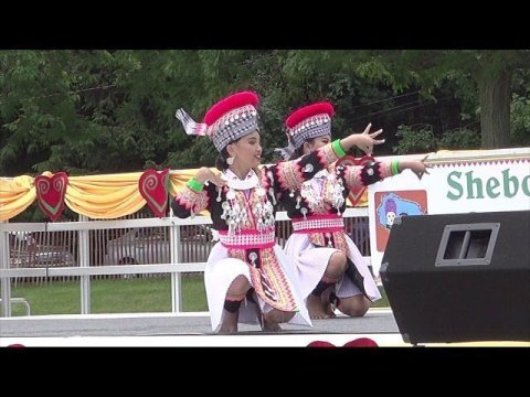 Lily ...?  .Dance Competition ( Rd1 ) @ Sheboygan Hmong Festival 7/13/2019