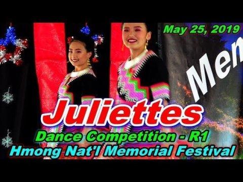 Juliettes R1 @Hmong Nat'l Memorial Day Festival, Oshkosh, WI (519)