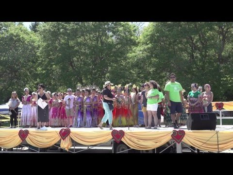 All Dancing Competitors   Final And Announce The Winner @ Sheboygan Hmong  Festival 7/14/2019