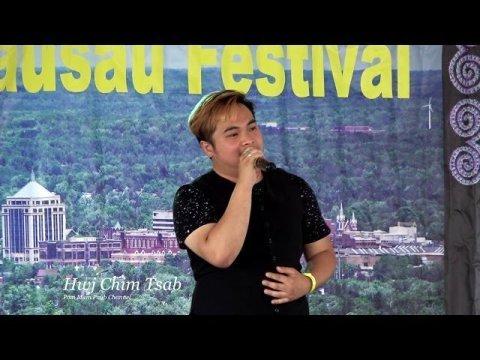 Hwj Chim Tsab - won Third place / Hmong Wausau Festival 2019