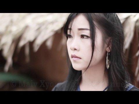 """""""Nkauj Ntos Ntaub"""" Part 2.5 Hmong Movie ~ Maiv Xyooj (Released 2014)"""
