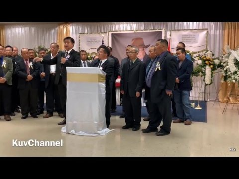 HMONG UNITED FOR JUSTICE 07/01/2019
