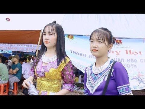 Tham luag nkauj hmoob nyab laj nyob than uyên || Interview beautiful girl ( part 2 )