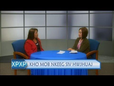 XAV PAUB XAV POM: MEET MAO LEE, A HMONG POWER HEALER.