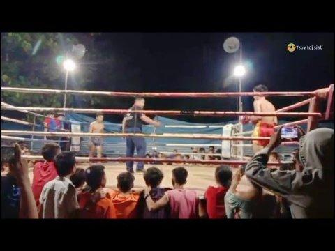 Hmong boxing/Hmoob av liab lav 10 sib ntaus/ມວຍລາວ