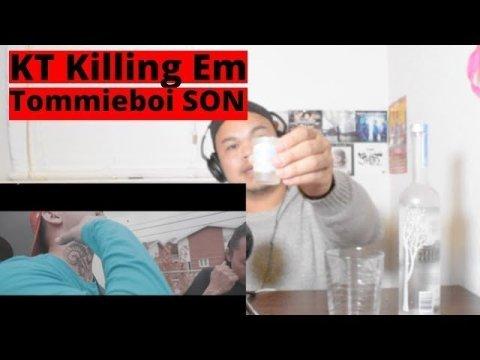 KT Killing Em x TommieBoi - Qhab Nab Reactions | Hmong Rap 2019