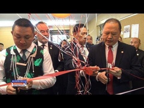 SENATOR FOUNG HEU & CHI NENG VANG OPENING HMONG CELEBRATING 40 YEARS IN CANADA 2019
