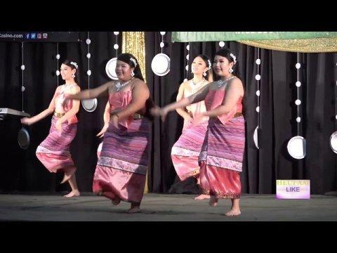 Stockton Hmong New Year 2019-2020: Dance Competition Thai Round -   Nkauj Hmoob Dej Hli