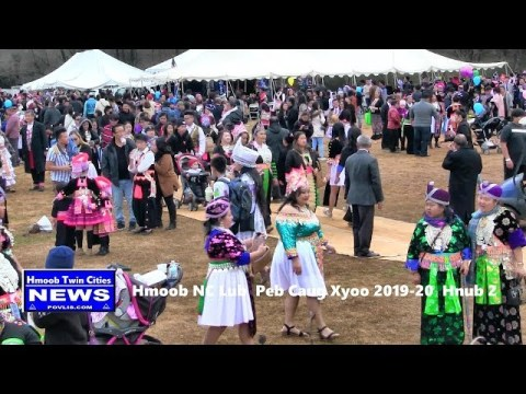 Hmoob Twin Cities News:   Hmong Nyob NC New Year 2019-20 Day 2
