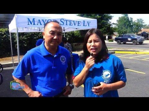 Hais rau Hmoob txog Mayor Steve Ly