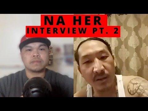 Na Her INTERVIEW PART 2 | Hmong Rap