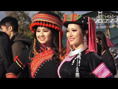 Fresno Hmong New Year 2020 - Nkauj Hmoob USA Zoo Nkauj