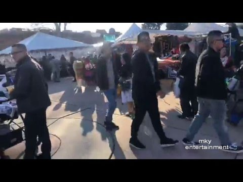 Hmong Fresno New Year Vendor Torn Down Day 3