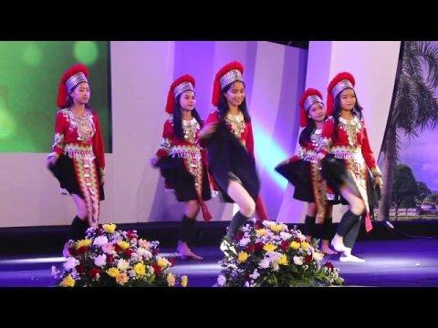 Hmong International dance