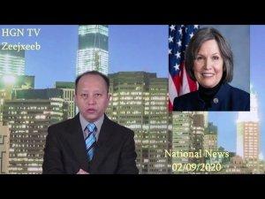 02/09/2020 - National News ( Update Txog Yuav Xa Hmoob Rov Mus Nplog) News In Hmong Language