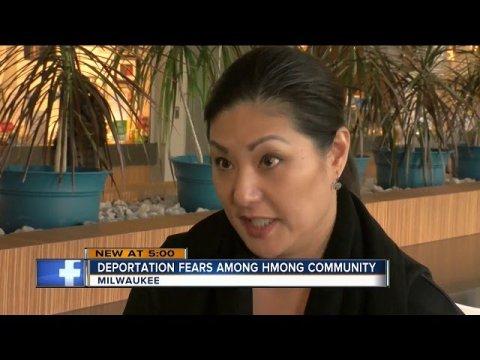 Deportation fears among Hmong community