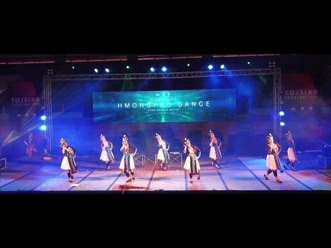 Hmongpro Dance Contest - Winner : Nkauj hmoob koom siab @Tojsiab Fest 2018