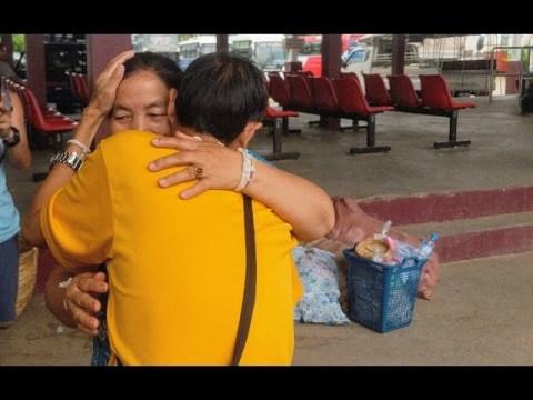Day 1 Visiting Hmong Relatives in Laos Luang Prabang