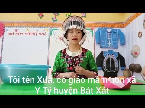 Cô Giáo Người Mông Gây Bão Cộng Đồng Mạng Với Video Dậy Trẻ Gấp Đồ Chơi Cực Hot