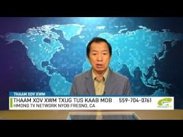 Xov Xwm Ntiaj Teb 5/1/20 Hmong News