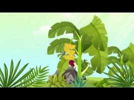 Txiv tsawb muaj sia - Hmong cartoon animation
