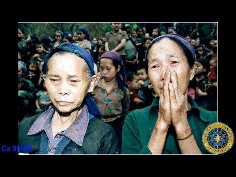 Tsoom Hmoob thov support United Hmong Vision