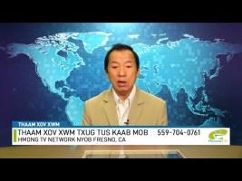 Xov Xwm Ntiaj Teb 5/4/20 Hmong News