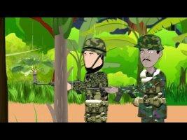 Khiav rog 75 ( Hmong Cartoon )