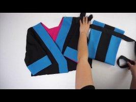 How to sew a sev Hmoob Plooj Sev