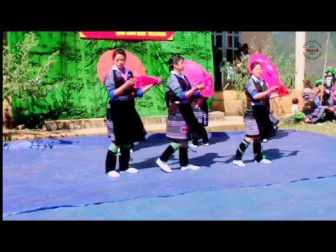 Hmoob toj siab uas dancer koom kev lom zem new hmong ngọc chiến