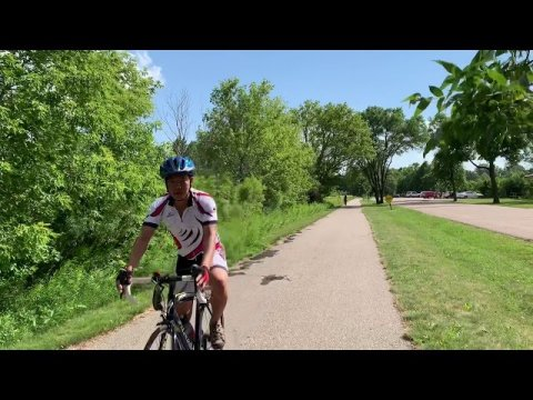 Hmong team black eagles test out new bikes 2020