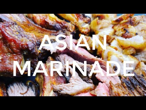 Asian Marinade Recipe | Lao Food | Vietnamese Food | Cambodian Food | Hmong Food | Mein Food |