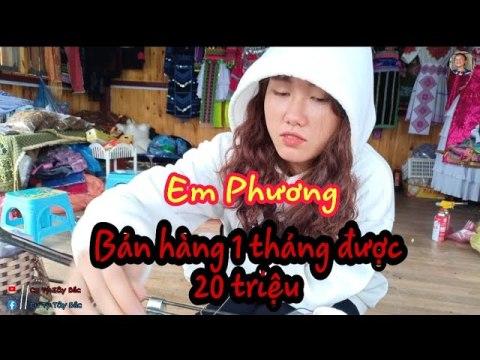 Cô gái hmong xinh nhất Lai Châu bán hàng tại Cầu Kính Rồng Mây | Cầu Kính Sa pa | Cu Tý Tây Bắc