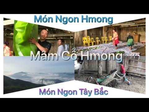 Mâm Cỗ Của Người Hmong Tây Bắc | Khám Phá Tây Bắc