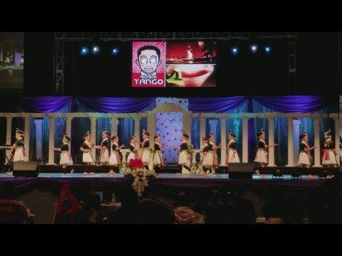 2018 Star Dust Hmong Dance MN Hmong New Year